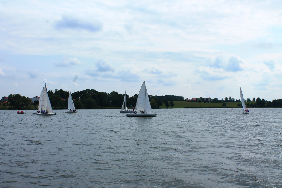 Regatta in Ryn