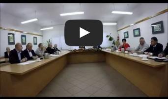 XXXIX Sesja Rady Miejskiej w Rynie 20.12.2017 r.