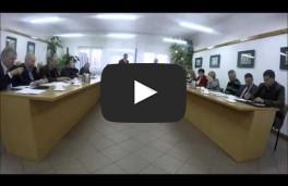 XI Sesja Rady Miejskiej w Rynie 25 listopada 2015 r.