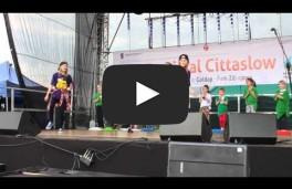 Występy ryńskich tancerzy cz.IV - Festiwal Cittaslow w Gołdapi 09.05.2015