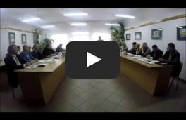 X Sesja Rady Miejskiej w Rynie 28.10.2015 r.
