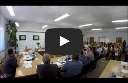 VIII Sesja Rady Miejskiej w Rynie 26.08.2015 r.