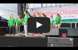 Występy ryńskich tancerzy cz.III - Festiwal Cittaslow w Gołdap 09.05.2015