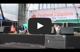 Występy ryńskich tancerzy cz.II - Festiwal Cittaslow w Gołdap 09.05.2015