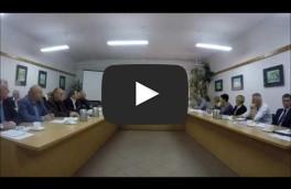 XXII Sesja Rady Miejskiej w Rynie 26.10.2016 r.
