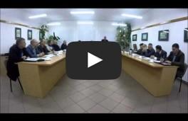 XII Sesja Rady Miejskiej w Rynie 18.12.2015 r.