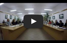 XXII Sesja Rady Miejskiej w Rynie 28.09.2016 r.