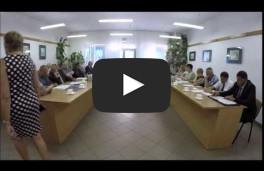 VII Sesja Rady Miejskiej w Rynie 30.06.2015 r.