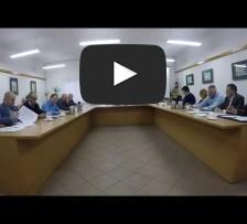 XL Sesja Rady Miejskiej w Rynie 01.02.2018 r.